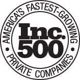 Inc. 500 - Americas Fastest Growing Private Company