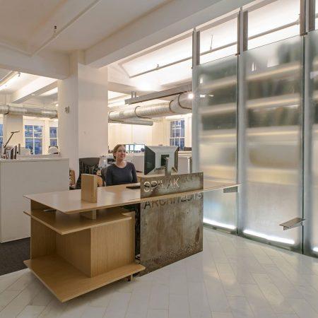 Spivak Architects Corporate Office at 152 Madison Avenue