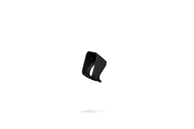 Rise F080 Half Snoot - Black A