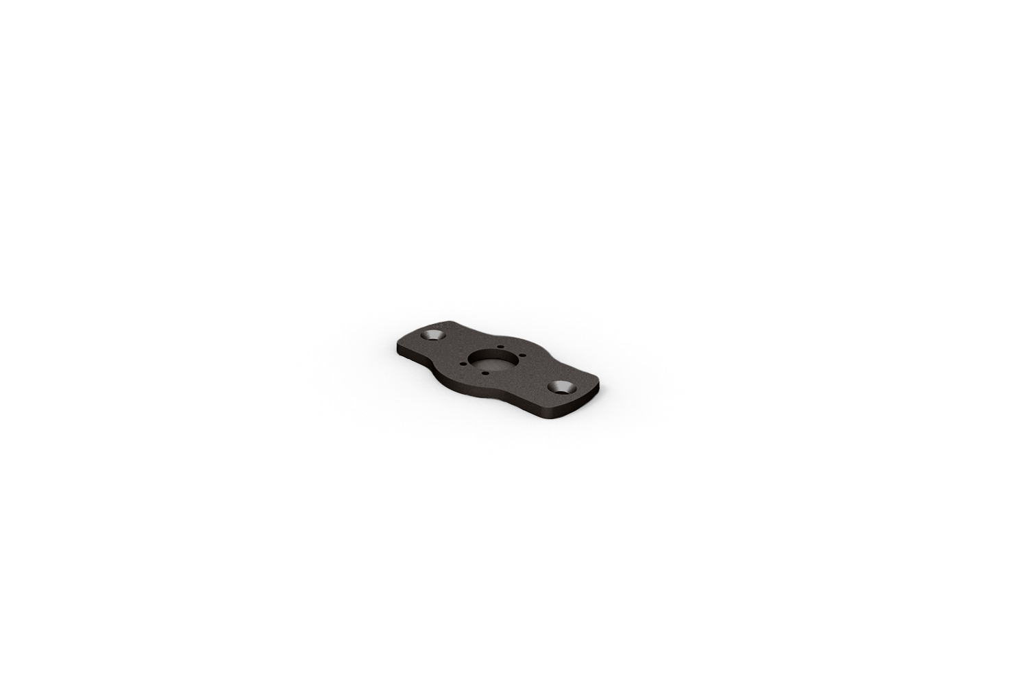 Rise F080 Surface Mount Plate - Bronze A