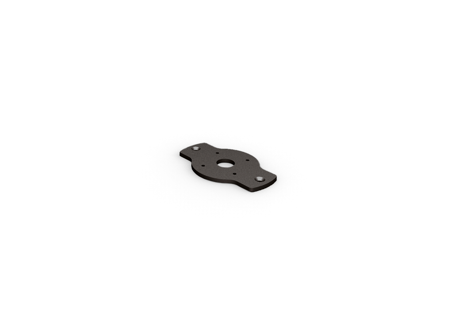 Rise F170 Surface Mount Plate - Bronze A