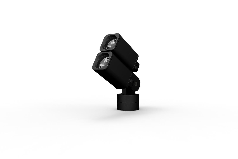 Rise F080 Duo - Black A