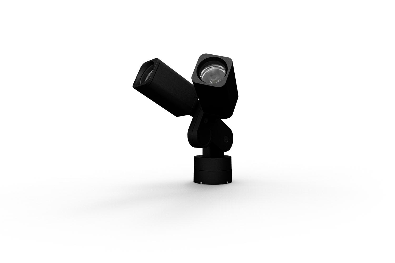 Rise F080 Duo - Black D