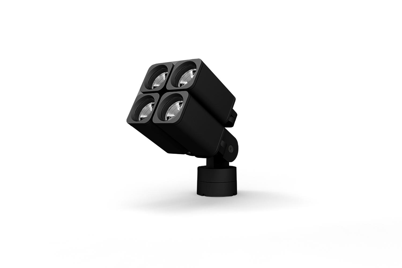 Rise F080 Quad - Black A