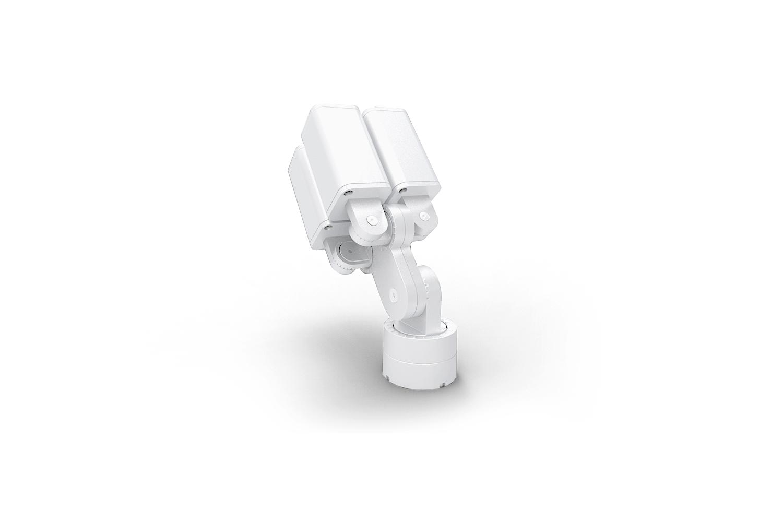 Rise F080 Quad - White C