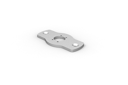 Rise F080 Surface Mount Plate