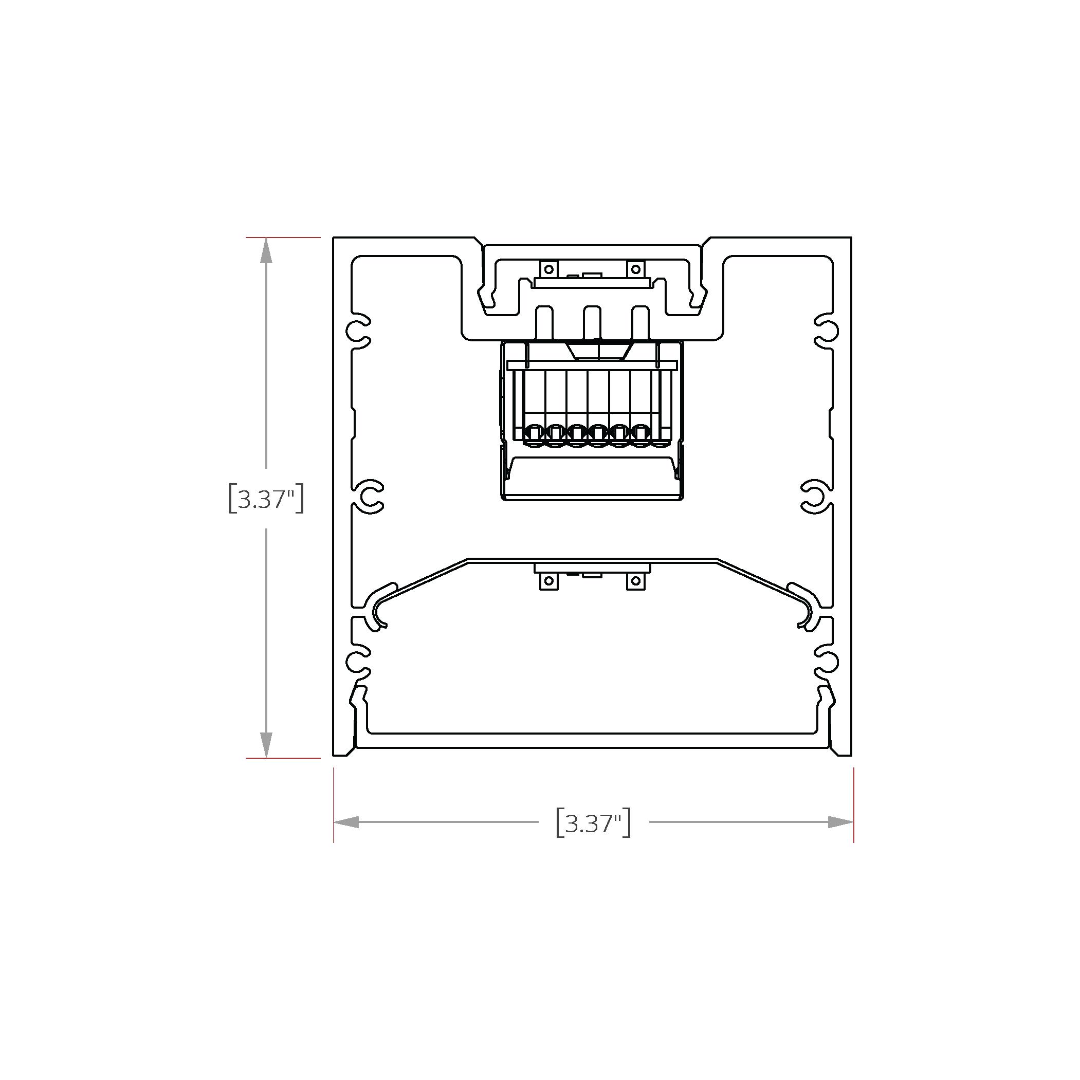 Neodymium 3 Line Drawing