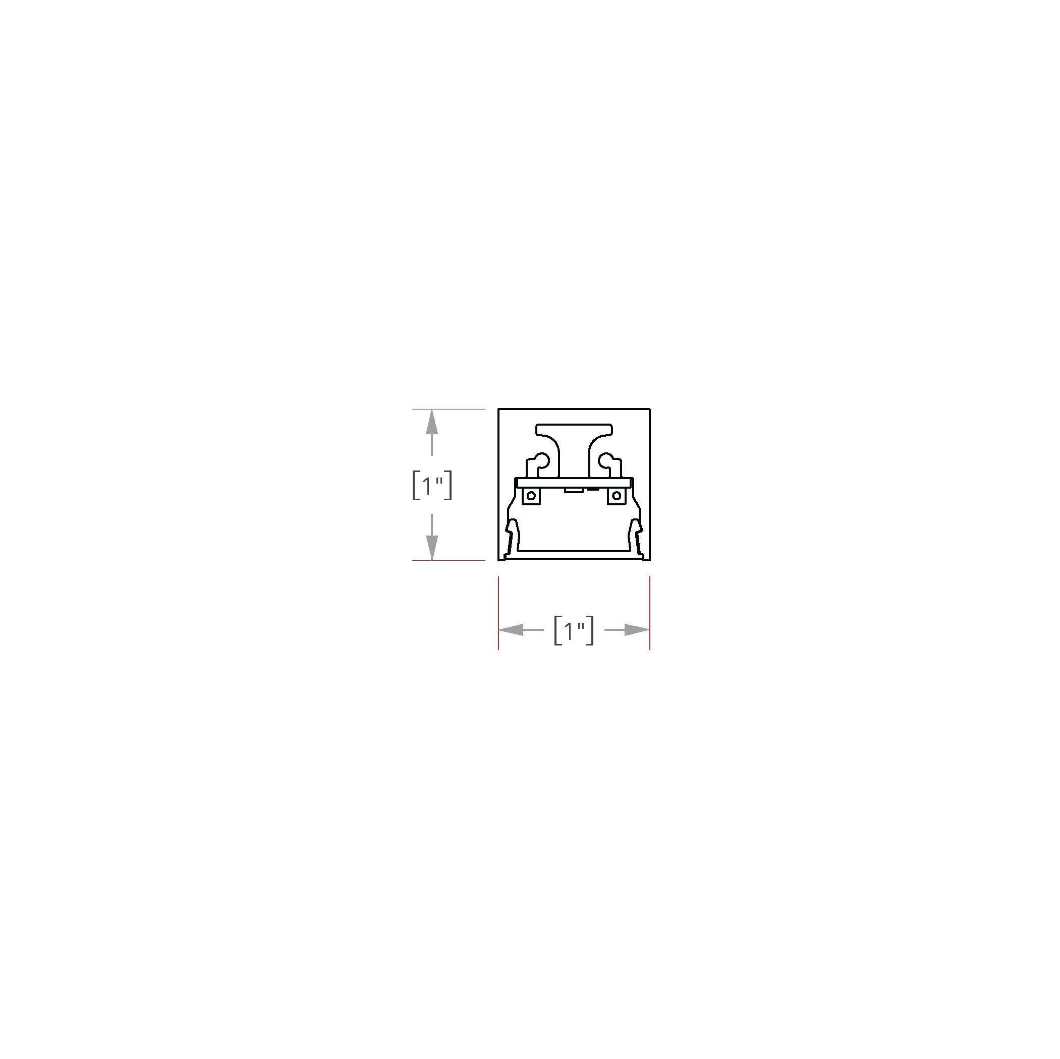 Nitrogen 0 Line Drawing