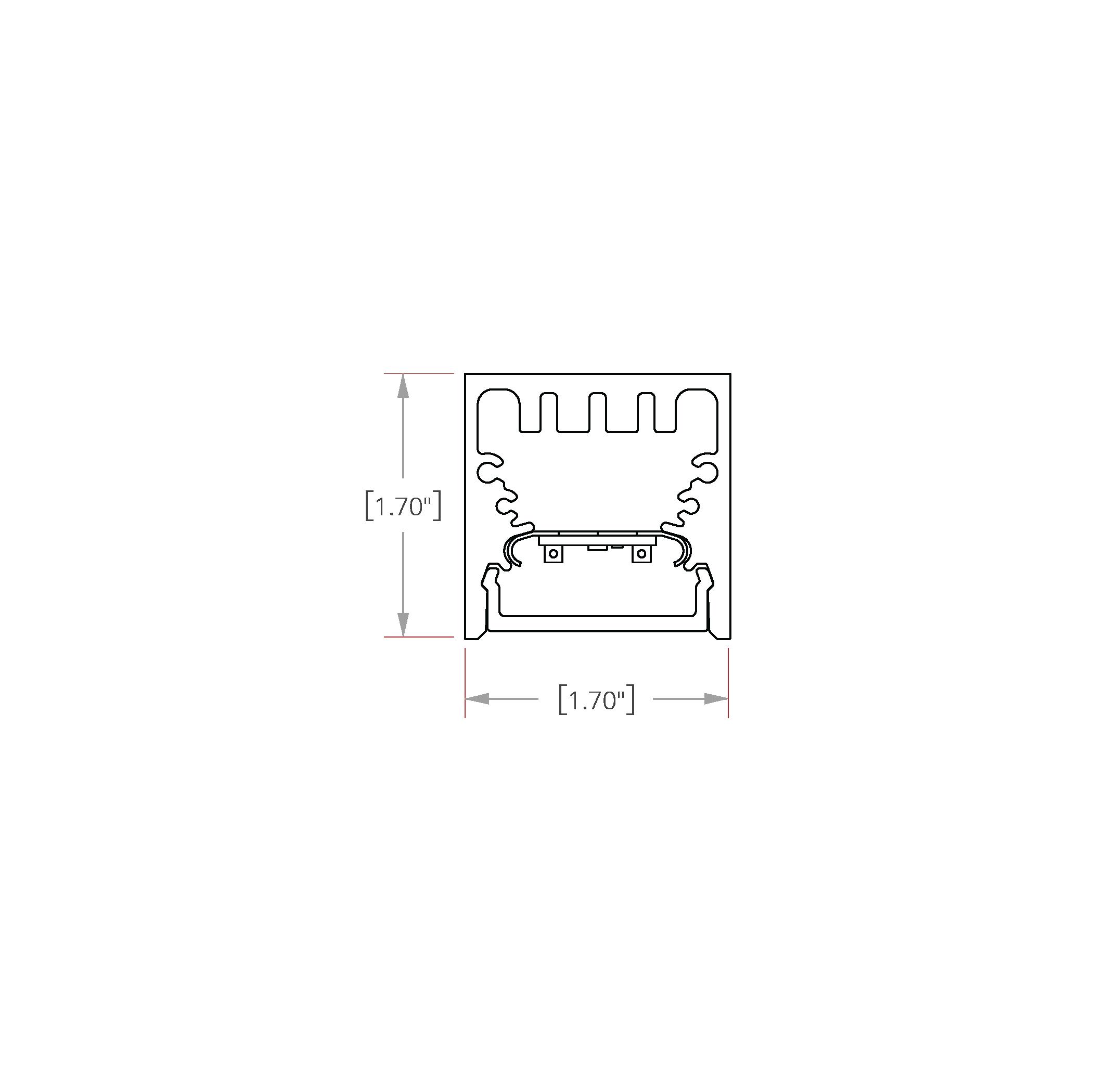 Nitrogen 1 Line Drawing