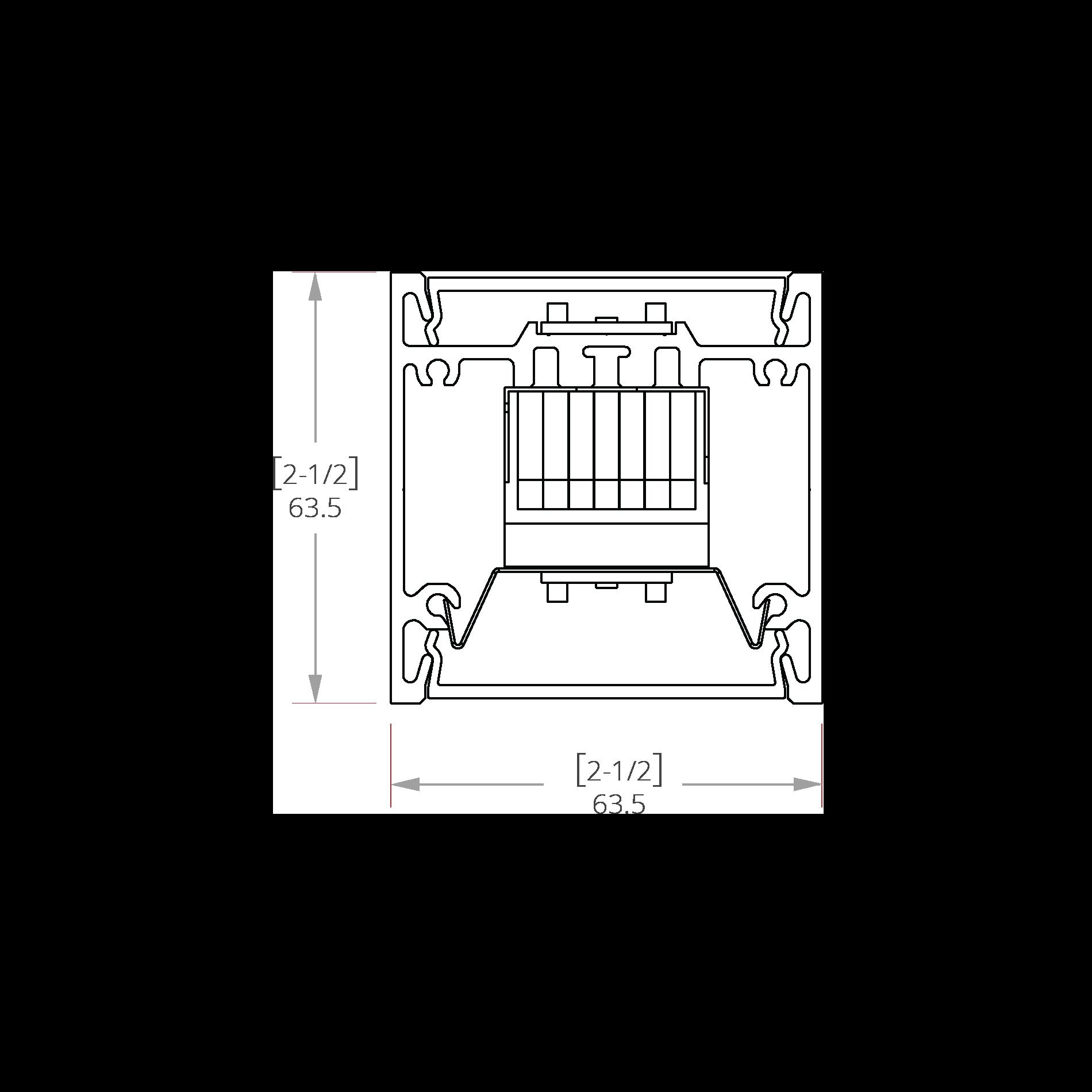 Neodymium 2 Line Drawing