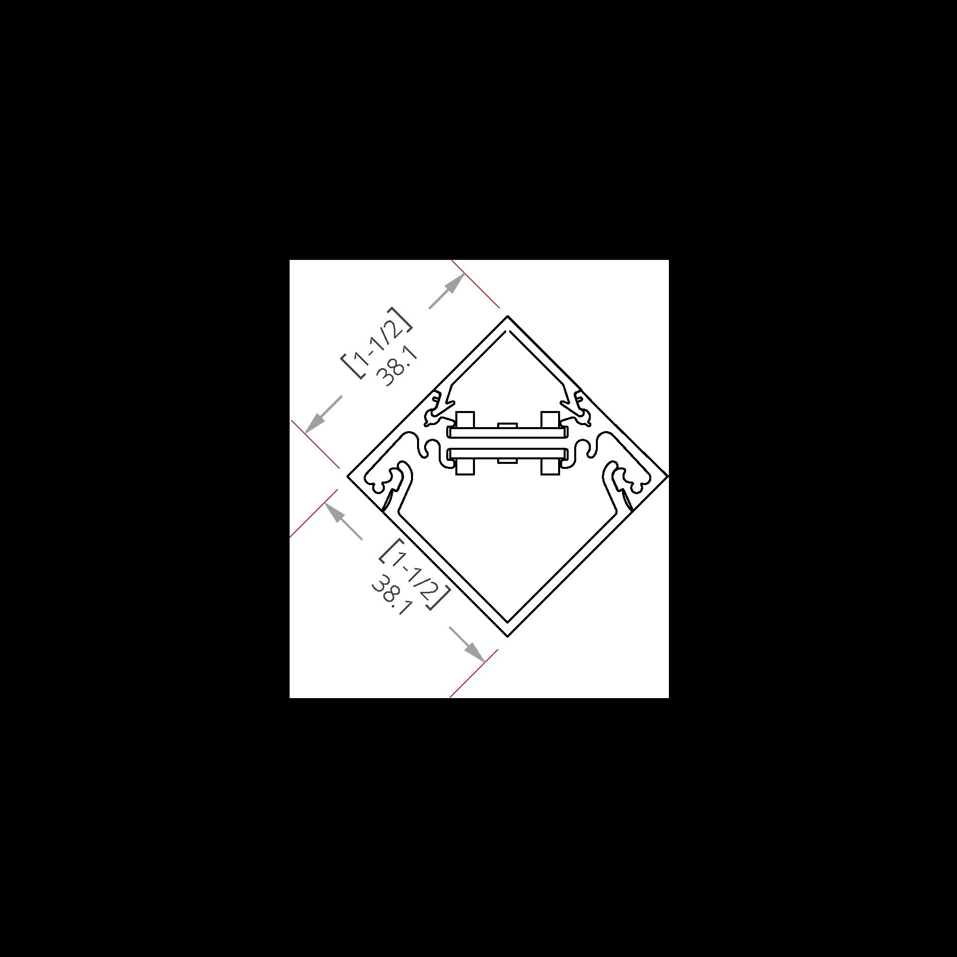 Neutron Line Drawing
