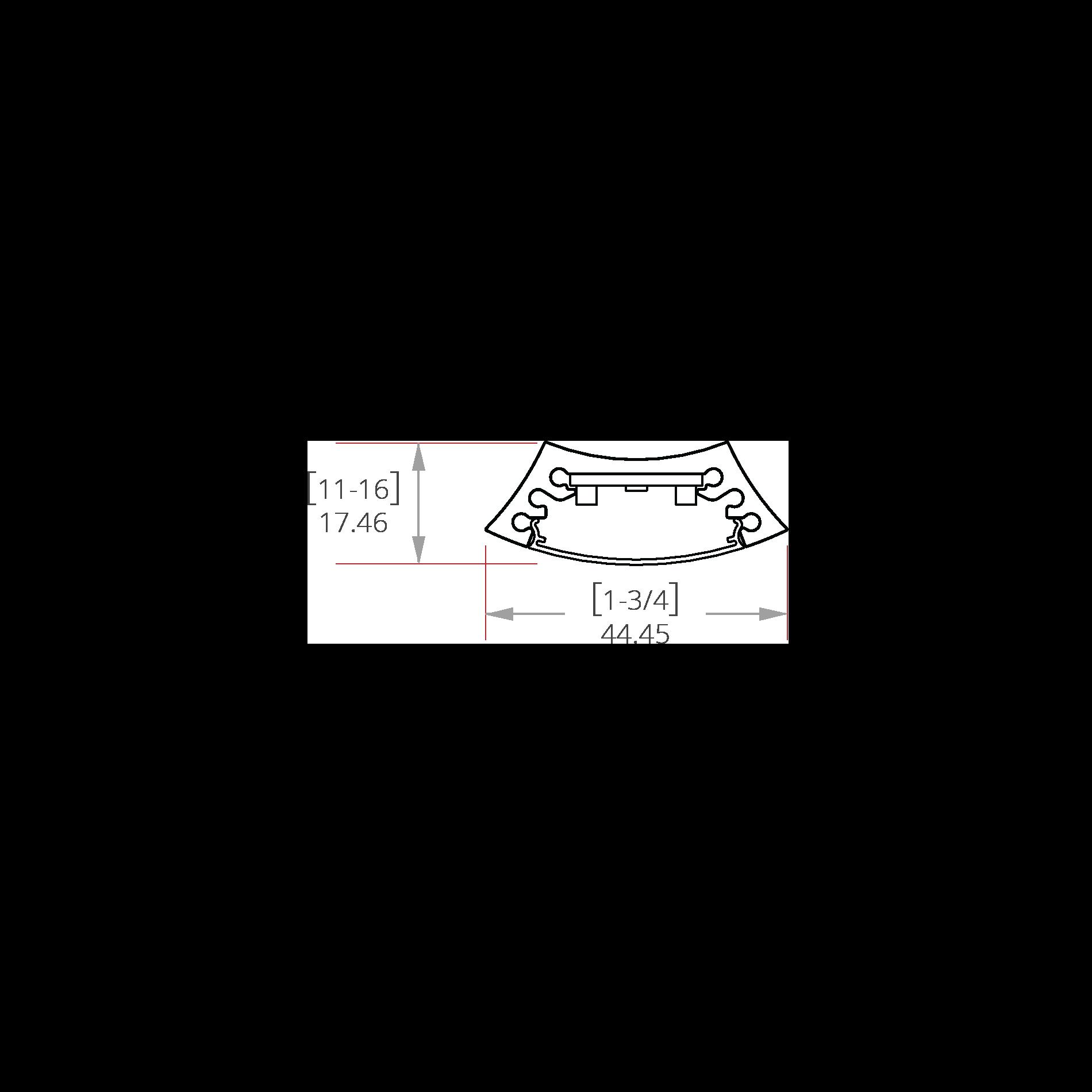 Quark Line Drawing