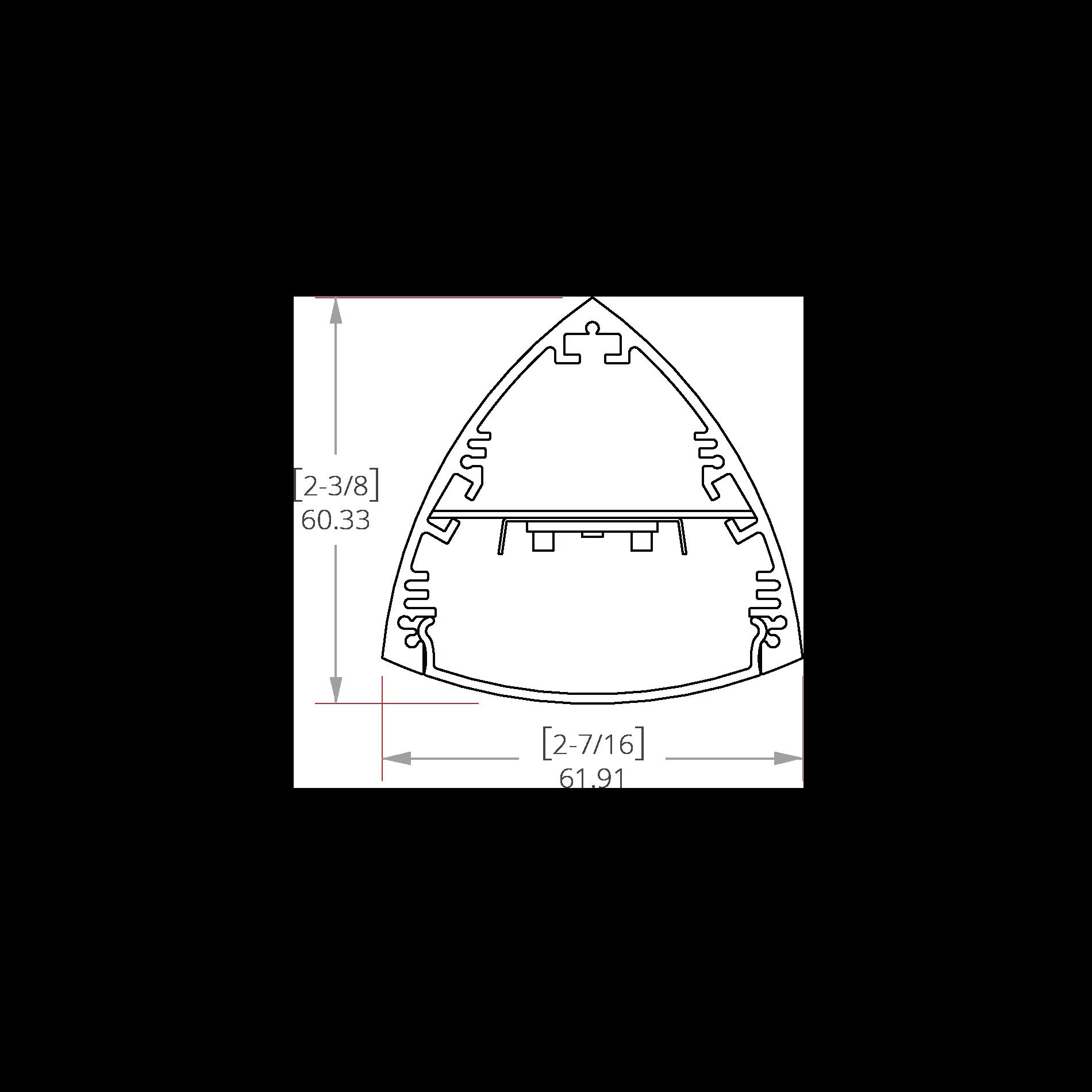 Thallium 2 Line Drawing