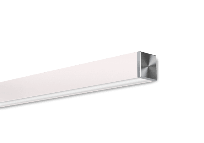 Neodymium 2 White Surface Mounted