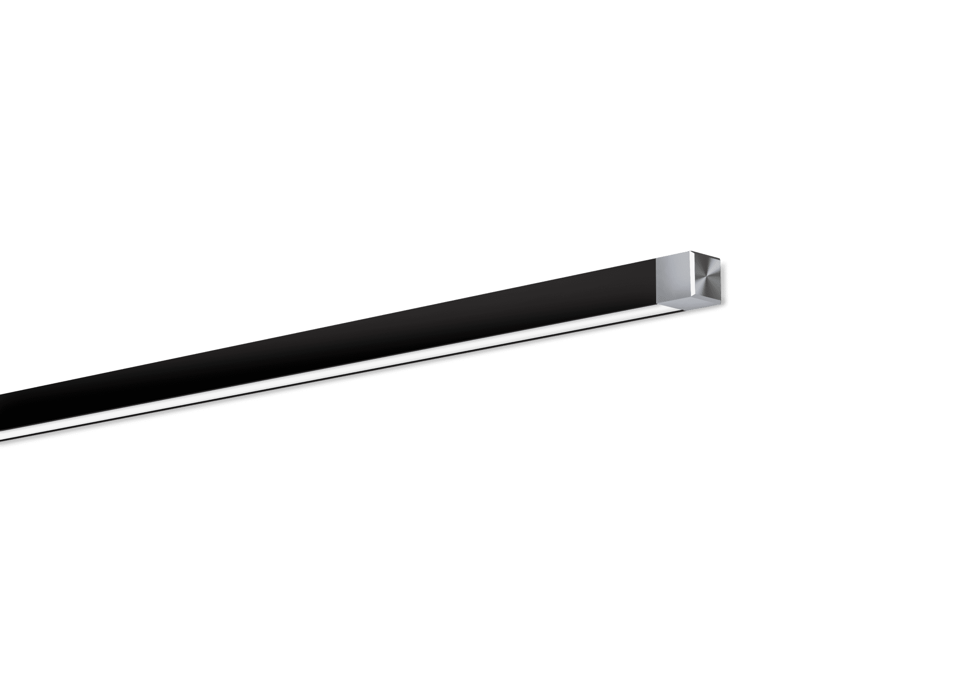 Nitrogen 0 Black Surface Mounted