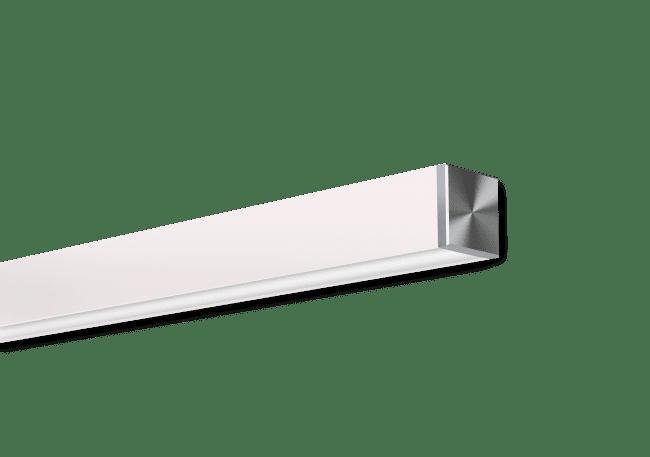 Nitrogen 2 White Surface Mounted