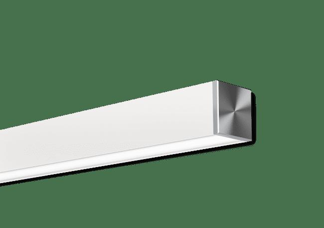Nitrogen 3 White Surface Mounted