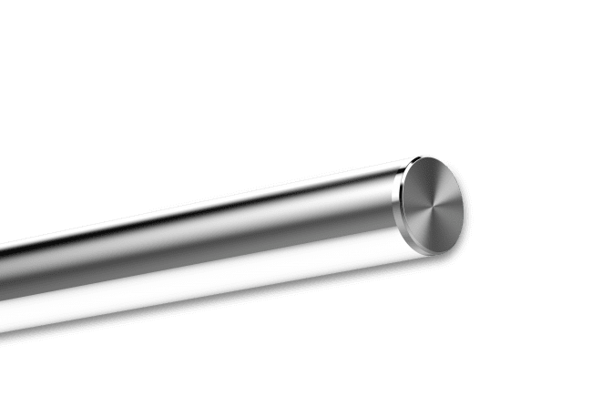 Oxygen 3 Satin Clear Surface Mounted