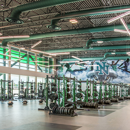 Norman North Athletics Facilities