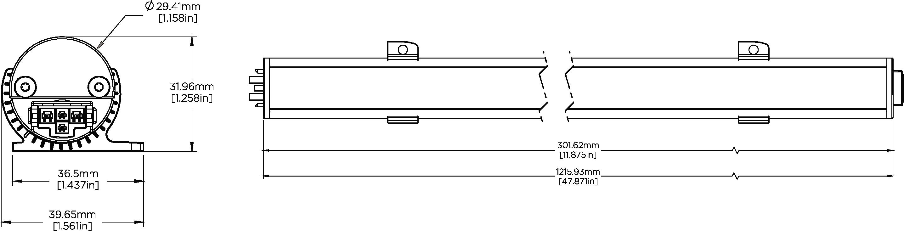 TROV Slim Line Drawings